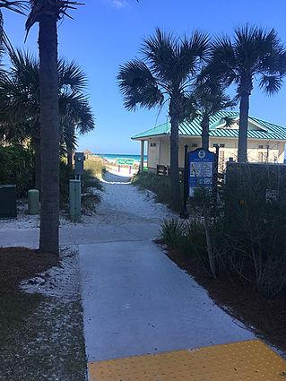 Destin Parasail Check-In Beach Hut