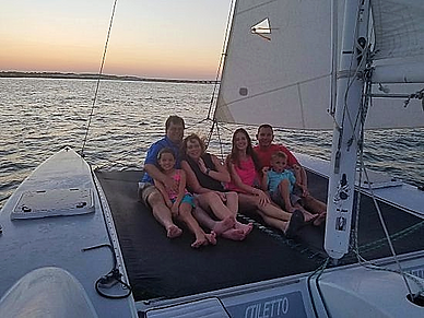 Sailing Destin - Family Fun - Sunset Sail Destin