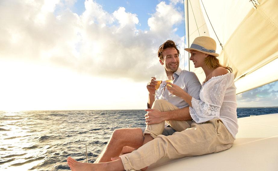 Destin Marriage Proposal Engagement Sailboat Cruise