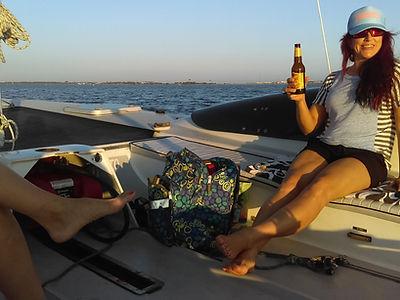 Private Sunset Trip Sailboat Destin