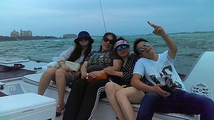 Sunset Cruise Destin Florida Private