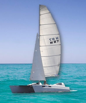 Catamaran Sailboat, Sailing in Destin, Florida