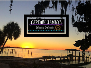 Captain Jambo's Destin Harbor--The New Kid on the Block with Lots of Experience in Fun!