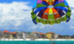 Parasailing in Destin Florida