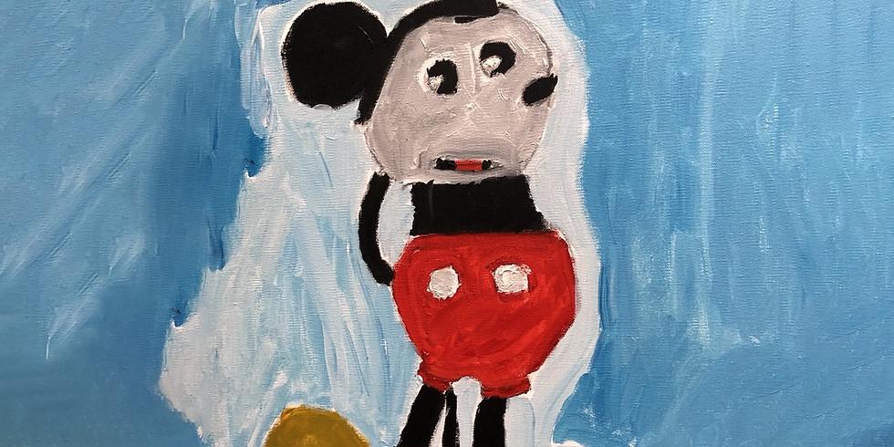 Ian Dupree Art Show