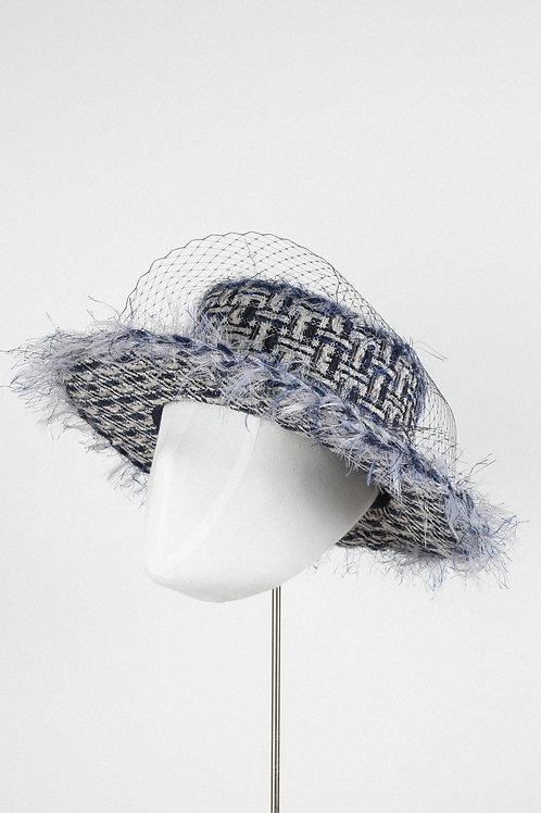 Cloud Fantasy Boater Hat