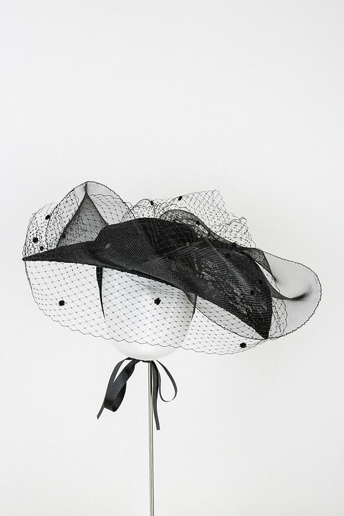 Beekeeper Lace Hat