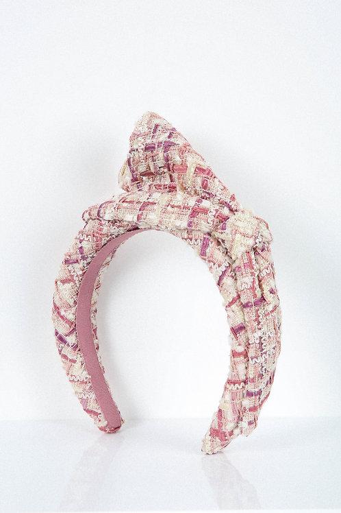Garden Weave Bow Headband