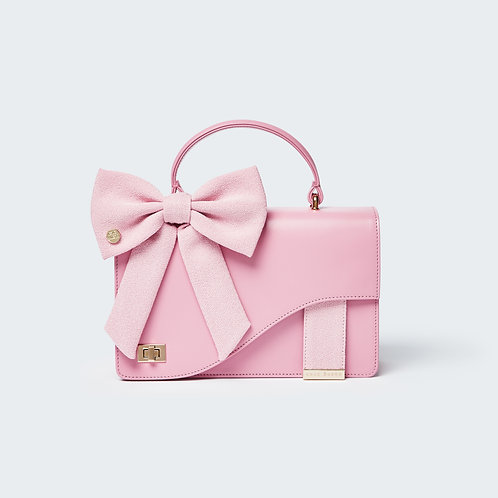 The Baby Pink Duet Bag