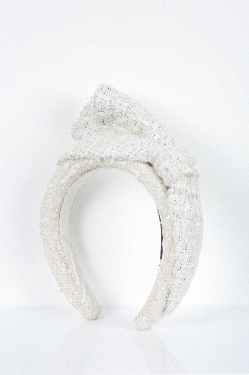 Ivory Duet Headband