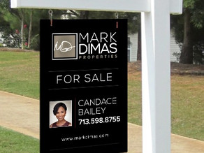 Question - What are real estate signs made of?