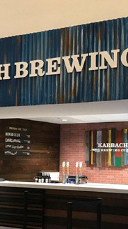 Karbach Beer Stand