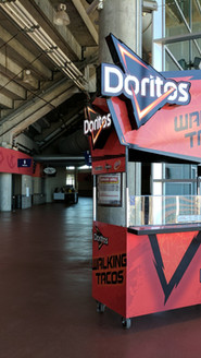 Doritos Food Stand at NRG