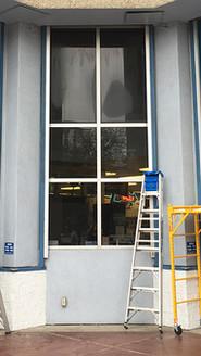 Window Perforated Vnyl