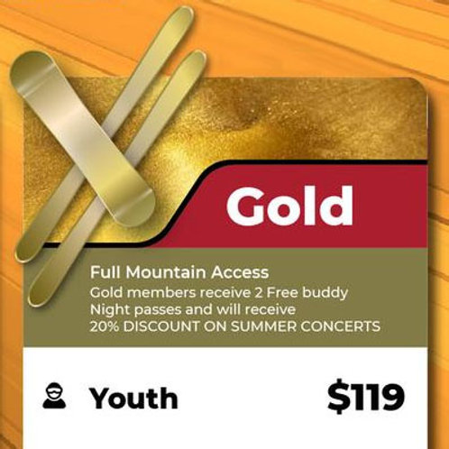 GOLD: Youth (Ages 6-11)