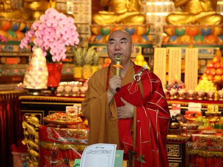 佛法非常重視孝道,並認為是修行的根本