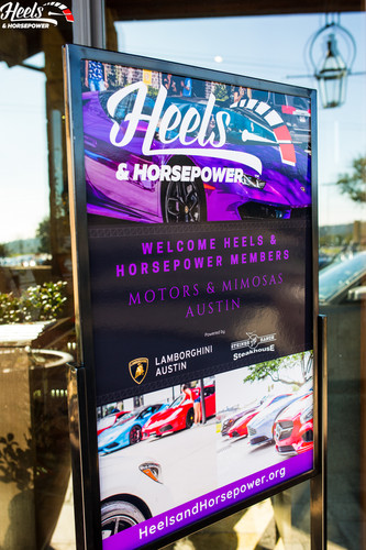 heels and horsepower Austin Texas