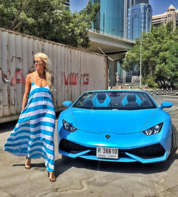 75 Best Supercar Blondie: Celebrity Appearance Supercar Blondie At Houston Heels And