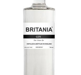 private label Britania gin uk usa hong k