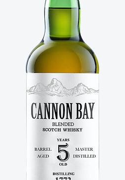 Cannon bay private label whisky dblbrand