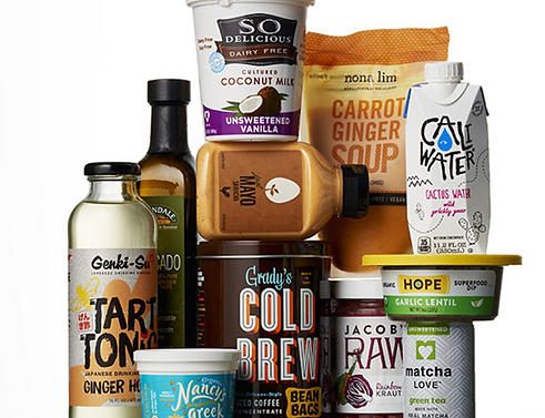 private label food snacks coffee healthy