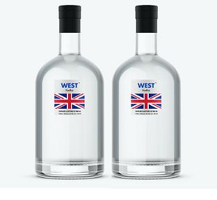 west vodka UK english vodka .png