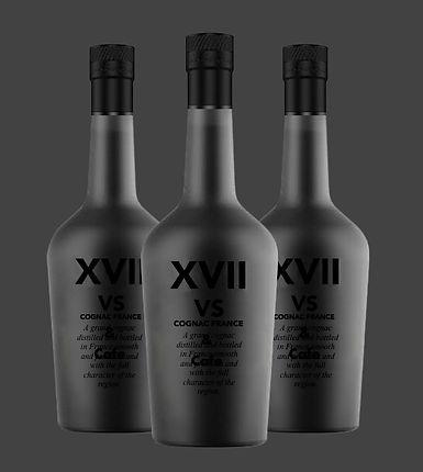 VS cognac private label black dblbrands.