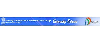 MEITY-Digital India Internship Scheme-2021