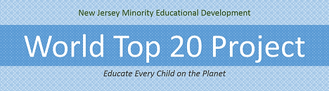 World Top 20-Global Univ.Rankings-2020 New Jersey Minority Educational Development-NJ MED