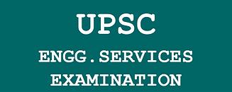 UPSC-Engineering Services Exam-2020