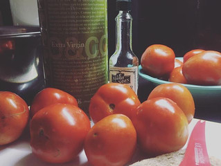 Summer Salmorejo (Vegetarian)