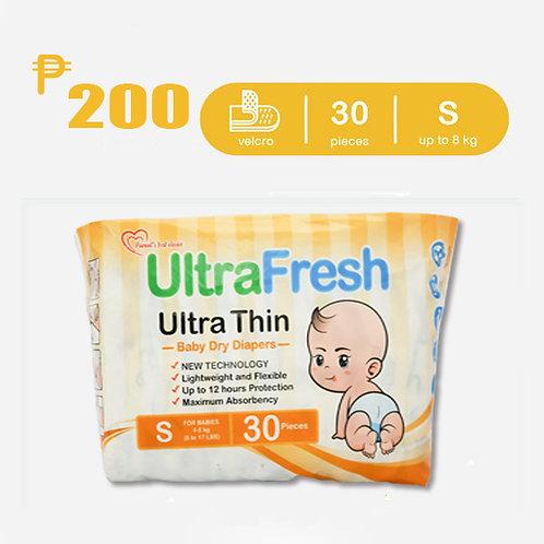 UltraFresh Ultrathin Diapers