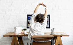 stretching-at-work