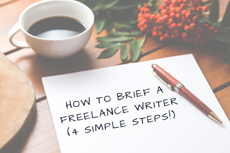 How to Brief a Freelance Writer (4 Simple Steps!)