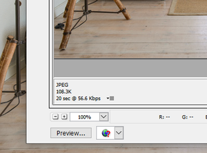 How to see image size in Photoshop