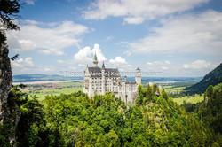 Neuschwanstein Castle, Germany - 1