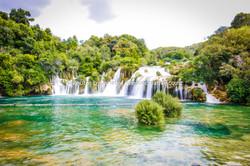 croatia falls 25