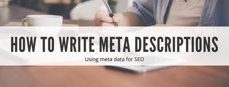 How to write great meta descriptions