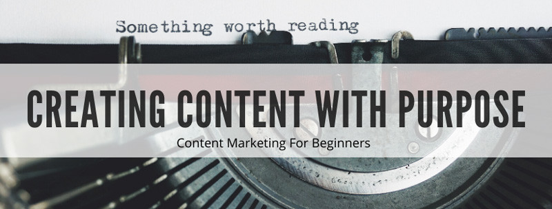 Create content with purpose