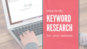 How to do SEO Keyword Research for FREE (6 simple steps!)