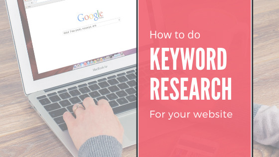 How to do simple yet effective keyword research for SEO