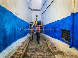 Blue city Morocco-118