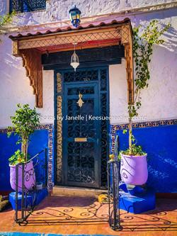 morocco blue door -123