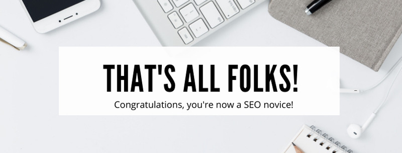 How to improve your SEO - tips for beginners