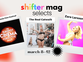 Shifter Selects: It's Time to Put Real People on Posters