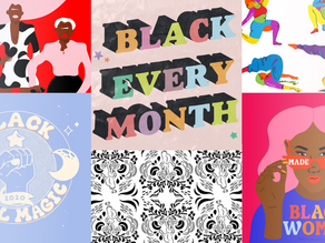 Black Graphic Designers + Artists You Need to Follow on Instagram