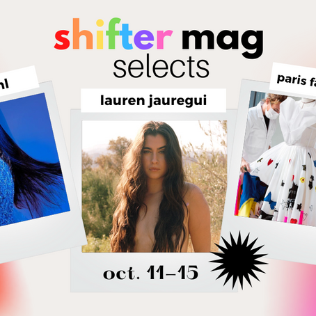 Shifter Selects: New Music Fridays + Saturday Night Laughs