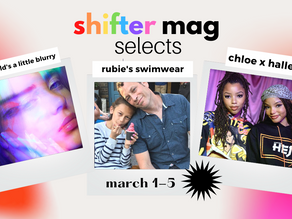 Shifter Selects: The World's a Little Blurry, but There's Hope