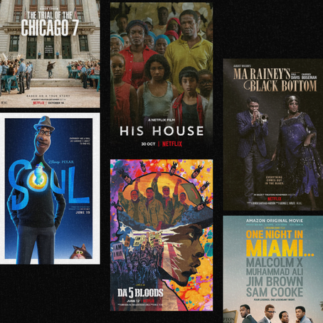 2020: The Year for Black Films