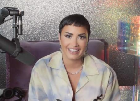 Demi Lovato Comes Out As Non-Binary in Heartfelt Instagram Post, Launches '4D' Podcast